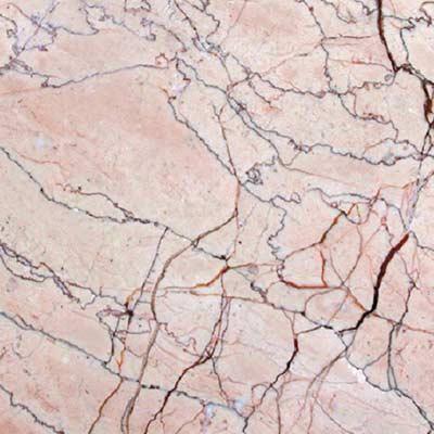 Pink Spider Marble