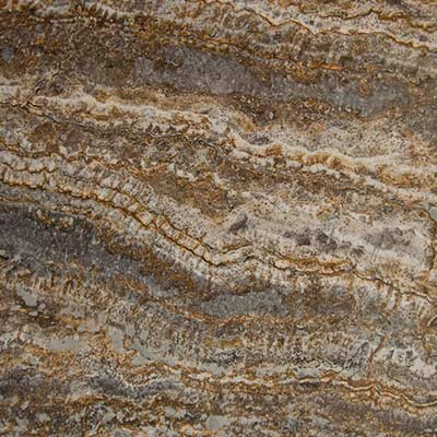 Snake Silver Travertine